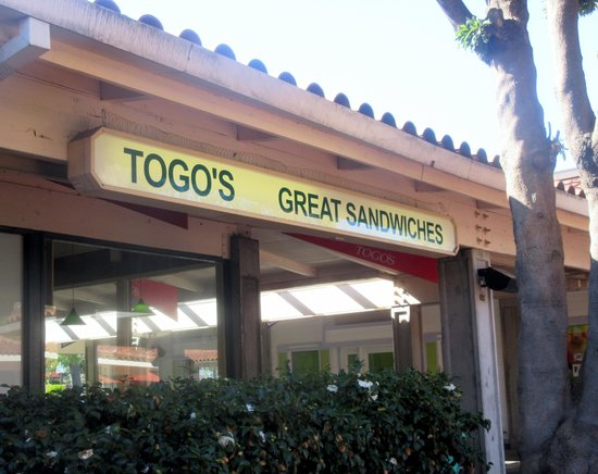 Mini Stevens Creek >> Togo's Stevens Creek Blvd, Cupertino, Ca - Picture of Togo's, Cupertino - TripAdvisor
