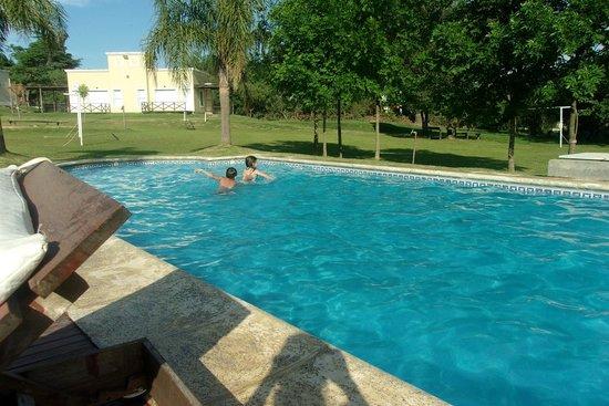 Bungalows Mexico : la piscina