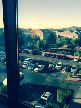 Phoenix Airport Marriott: view