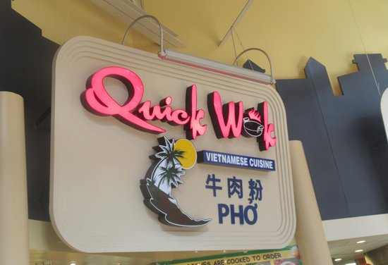 Quick Wok Restaurant