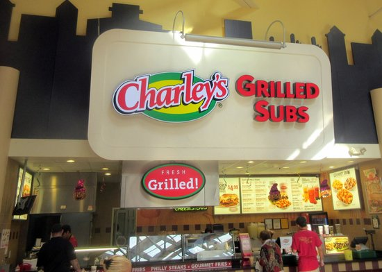 Charley S Grilled Subs Great Mall Food Court Milpitas