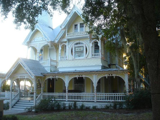 Victorian Manor The Donnelly House In Mount Dora
