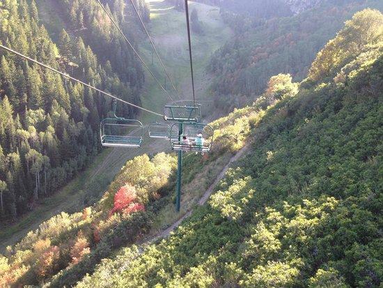 Sundance Resort: Peaceful lift
