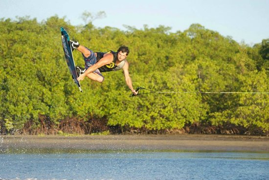 Barra do Cunhau, RN: WAKEBOARD