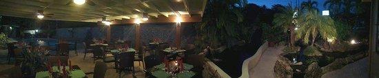 Buccoo, Tobago: Evening View