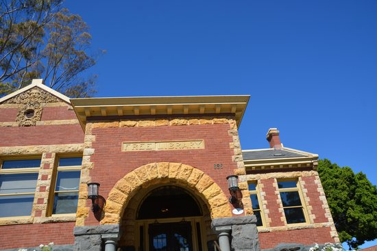 History Center and Museum of San Luis Obispo County: Carnegie Free Library - SLO