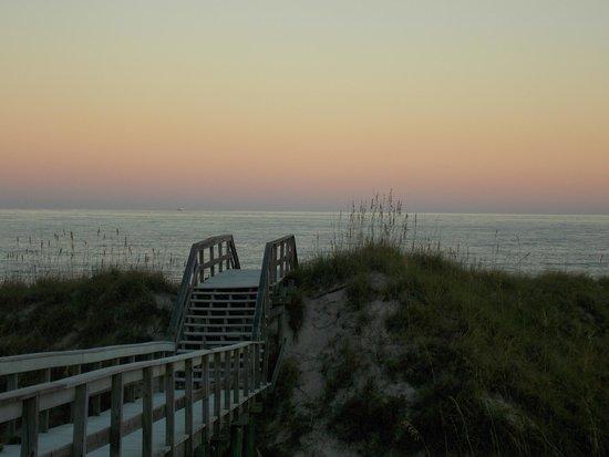 Hampton Inn & Suites Jekyll Island : Boardwalk
