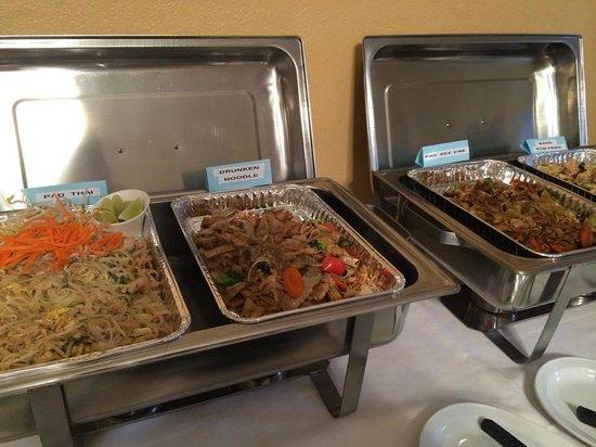 Bangkok Garden: The Meals