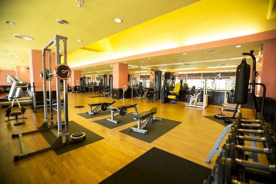 Fiesta Resort & Spa Saipan: Fitness gym