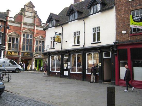 The Wheatsheaf Shrewsbury 50 High St Restaurant Reviews Phone Number Photos Tripadvisor