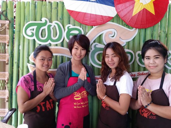 ‪We Cook Thai Home Garden Cooking School‬