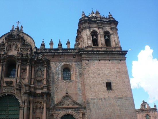 Hotel Sueños del Inka: Igrejas