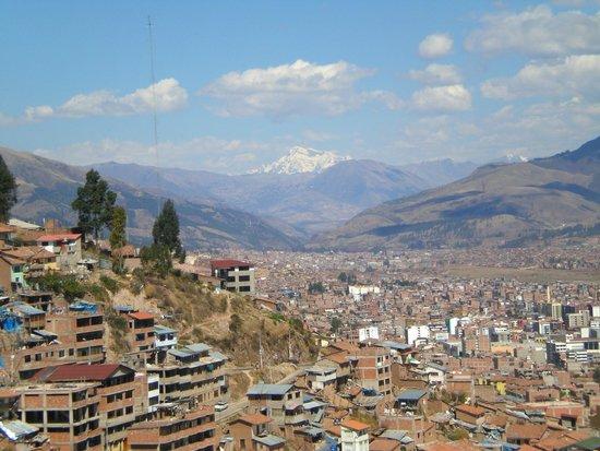 Hotel Sueños del Inka: Vista parcial de Cusco