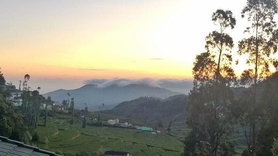 Sabol Holiday Resorts: View from the room in morning