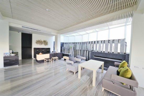 Bai Shuei Mu Inn: 一樓大廳空間Lobby