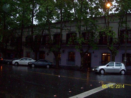 Hotel Esperanza & Artemisa Spa: Frente del Hotel