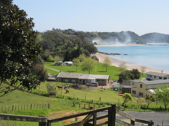 Whangaruru Beachfront Camp & Motel