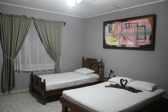 Ostional Turtle Lodge : Lovely double room