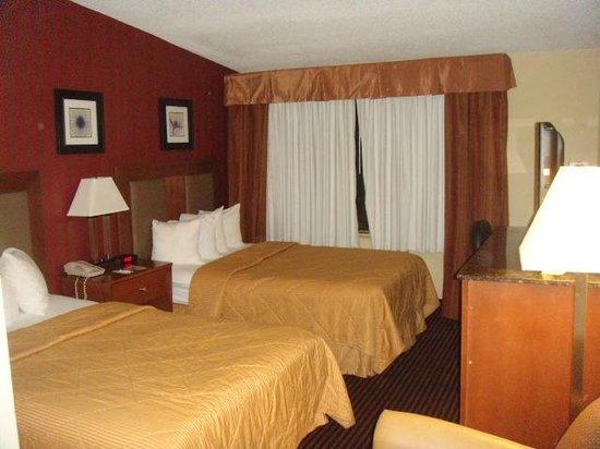 Comfort Inn Riverfront: Room