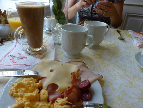 Hotel Kugel: Yummy!
