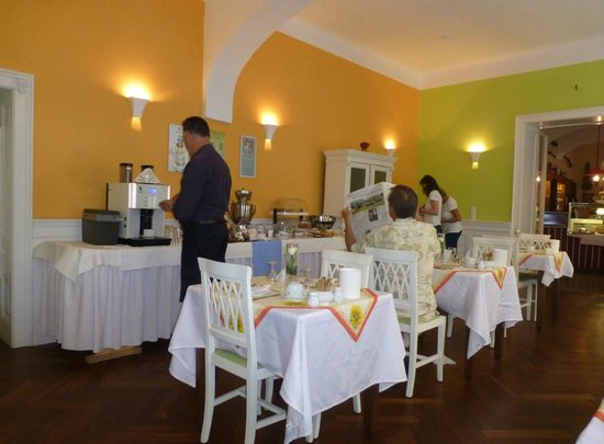 Hotel Kugel: Breakfast Room