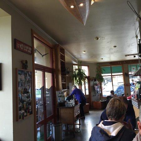 Sandfly Cafe: Funky in te anu!