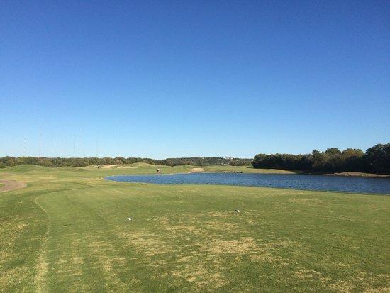 Tangle Ridge Golf Club: 18