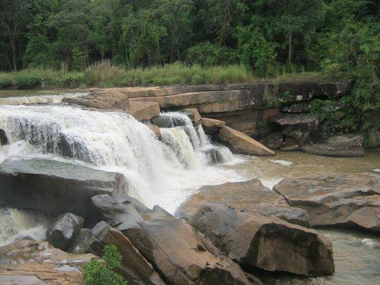 Wang Thong, Thailandia: น้ำตกเเก่งโสภา