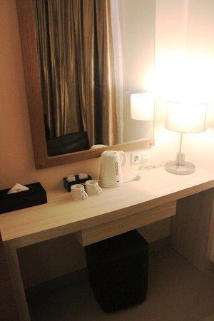 Winstar Hotel: Amenities