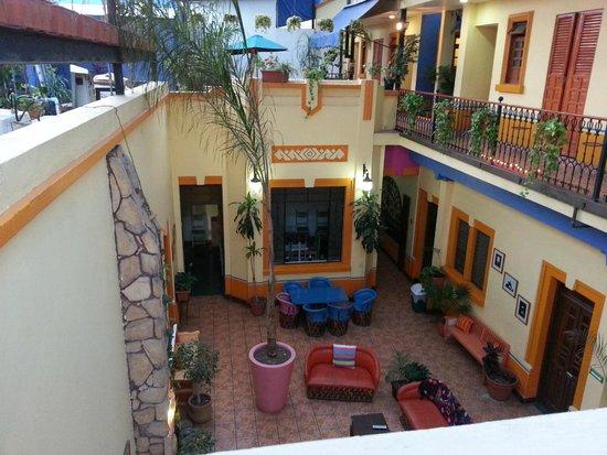 كاسا فيلا سانتا - هوستل: Interior del Hotel