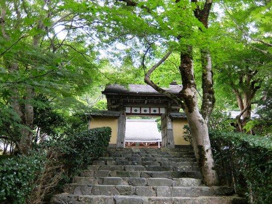 Jakkoin: 山門