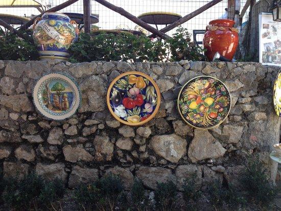 Ceramiche d'Arte Carmela: Beautiful ceramics