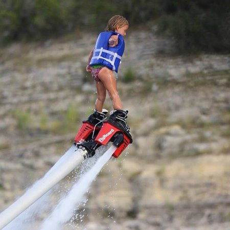 Canyon Lake, TX: flyboard rentals
