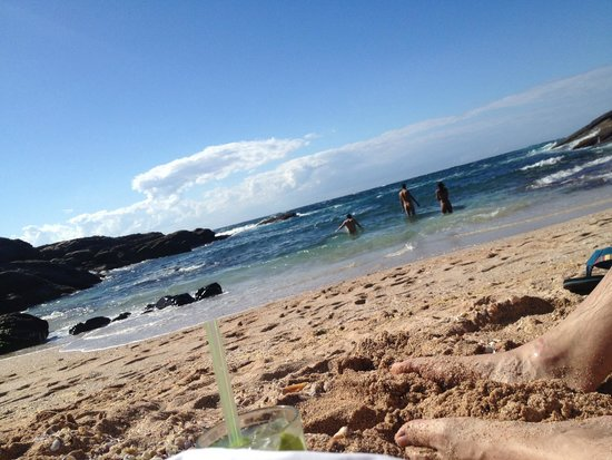 Olho de Boi Beach : paparazzi