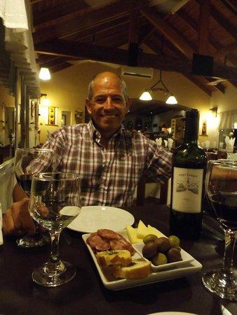 Restaurante Mi lugar : A disfrutar