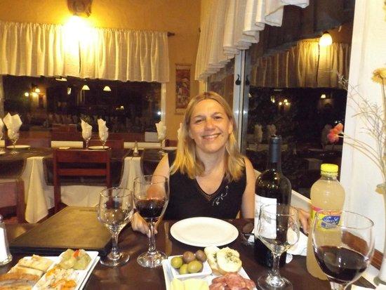 Restaurante Mi lugar : Exquisito todo!