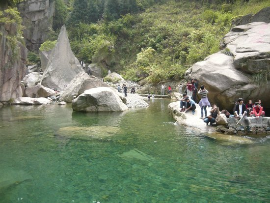 Jixi County, China: Refreshing