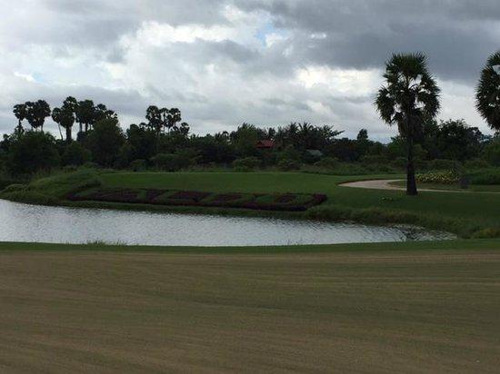 Angkor Golf Resort: Course
