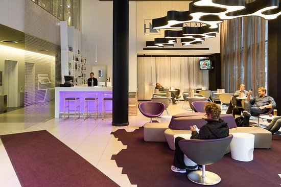 Lobby And Lobby Bar Bild Von Eurostars Book Hotel Munchen