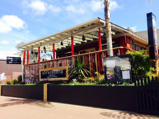 Abracadabra cafe and bar - Top 5 Restaurants in Rotorua
