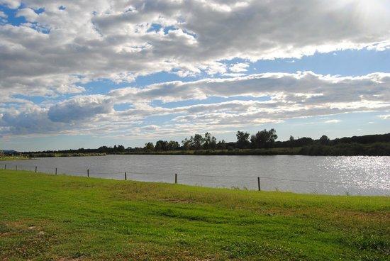 Agricampeggio Lago Le Tamerici : Uitzicht op het meer
