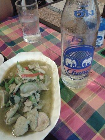 S&G Family Restaurant: Lovely green curry