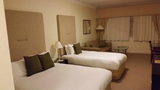 Grand Mercure The Hills Lodge: Room