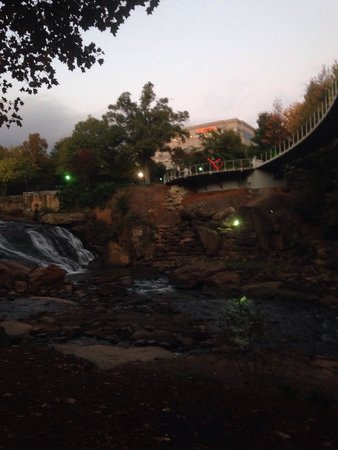 Falls Park on the Reedy : Falls Park On A Beautiful Fall Wednesday!