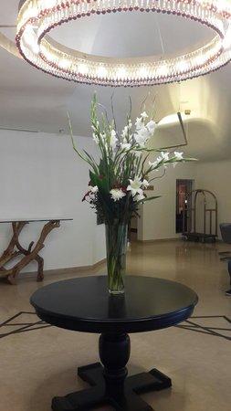 Hotel Prima Park: salão de recepção