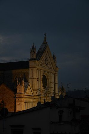 Relais Santa Croce : View from our window