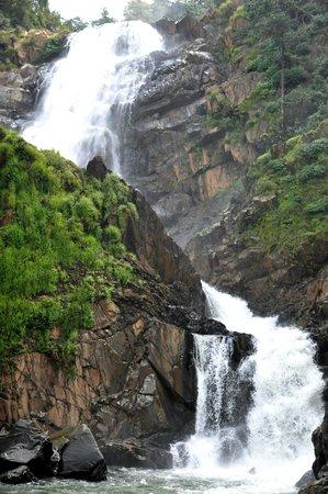 Burude Falls
