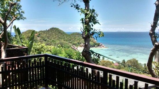 Chintakiri Resort: balcony