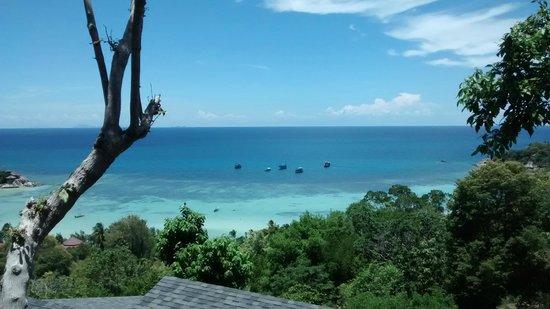 Chintakiri Resort : balcony