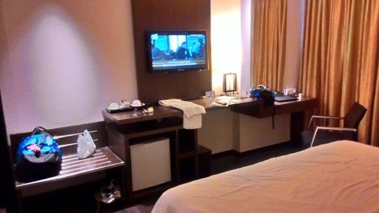Kamar The Akmani Hotel